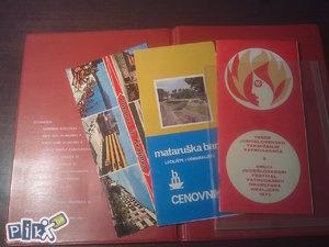 KATALOG 3 JUGOSLOVENSKO TAKMIČENJE VATROGASACA 1971 kraljevo srbija jugoslavija vatrogasno vatrosprem razglednica
