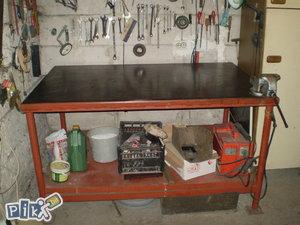 Bravarski radni sto