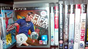 FIFA Street, PS3
