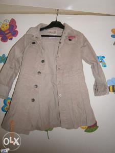 CARTERS Mantil-haljina,uzrast 4 godine.