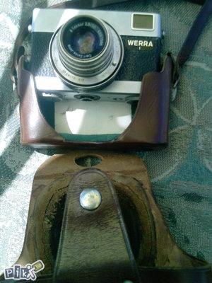 Stari fotoaparat - werra - 1