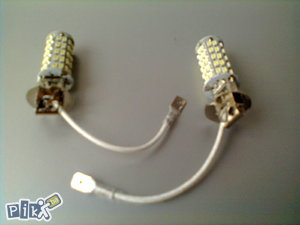 Sijalice h3 led diode