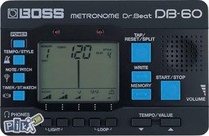 metronom digitalni Boss DB-60 Dr.Beat Metronome