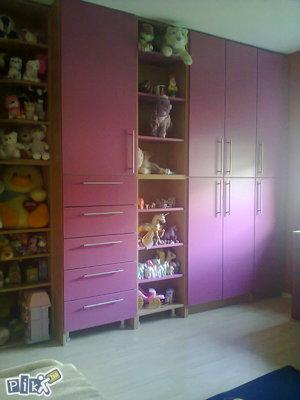 Izrada dijecijih soba