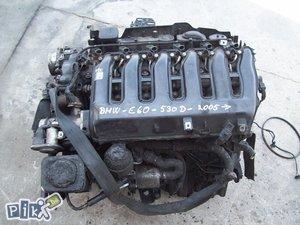 Motor bmw e 60,3.0 d,2005 g.p
