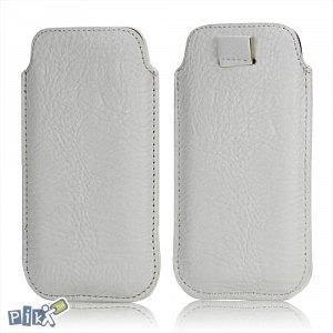 Bijela futrola na uvlacenje za sve mobitele
