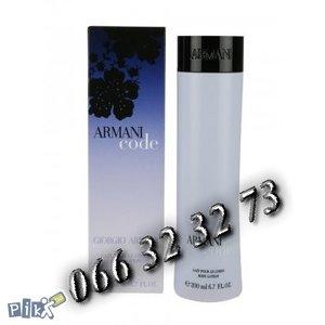 Armani Code 200ml Body Losion Ž 200 ml