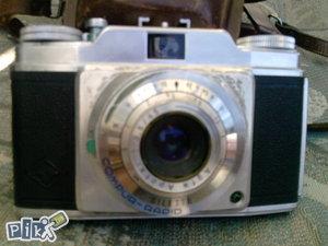 Fotoaparat  analogni - silette