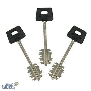 Izrada ključeva