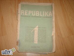 Republika časopis za književnost