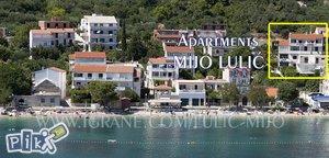 Iznajmljujem apartmane i sobe IGRANE,Makarska Rivijera.