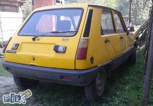 Renault 5 Stari tip reno petica 5