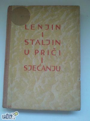 Lenjin i Staljin u priči i sjećanju
