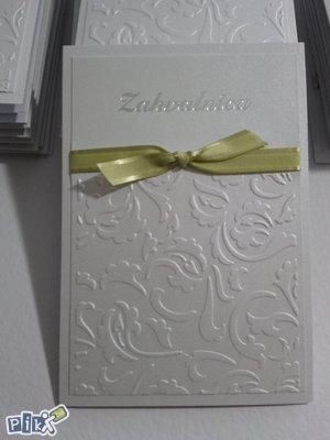 Zahvalnice / pozivnice za vjenčanje