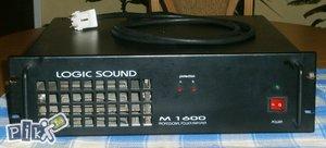 Pojačalo LOGIC SOUND M1600