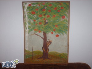 Umjetnicka slika aleksa 1972