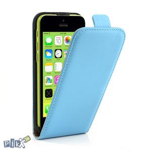 Futrola Klasik preklopna za iPhone 5c plava