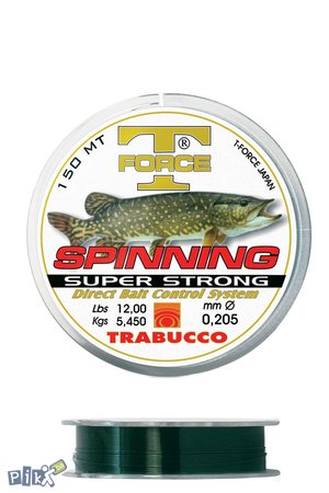 Trabuco T-FORCE Spinning 150m