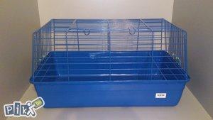 Kavez za zeca R1 PLAVI