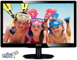 "NOV Monitor Philips 22"" VGA / DVI"