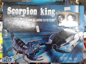 Alarm skorpion