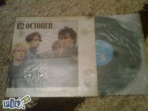STARA LP U2 OCTOBAR gramofonska ploca ploce antikvitet stare staro jugoslavija