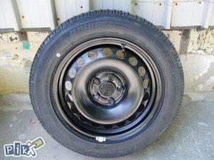 Celicna felga sa gumom Passat 5 Audi Golf 5 066/855-424