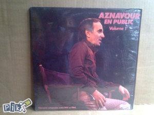 Charles Aznavour –  En Public Vol 1