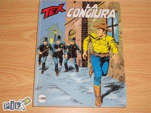 Tex 354 La congiura