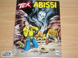 Tex 349 Abissi