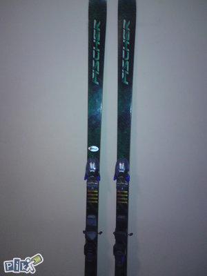 Fischer skije