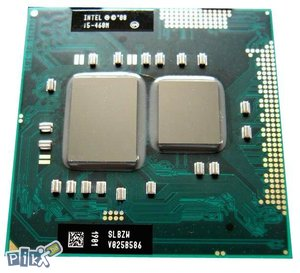 Intel® i5-480M Processor za laptop