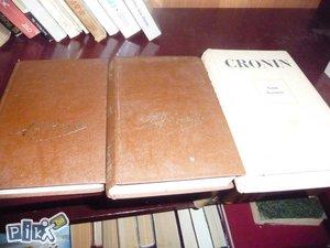 Cronin 3 knjige