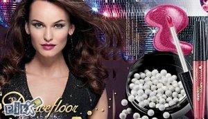Dancefloor Diva svjetl. perle za lice