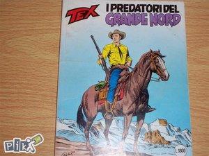 Tex 346 I predatori del grande nord