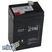 Akomulator Baterije 4V 4,5Ah
