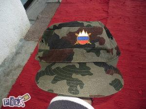 Vojna kapa slovenacke vojske