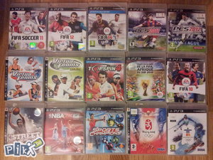 Sportske igre za playstation 3