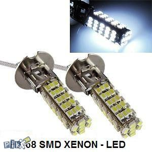 H3 led 68 SMD xenon