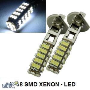 H1 led 68 SMD xenon