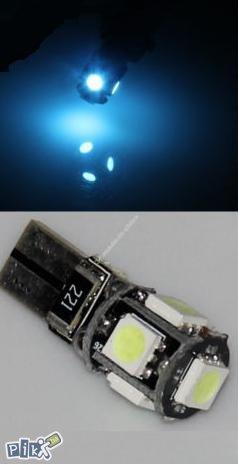 Led diode za auto (ubodne)