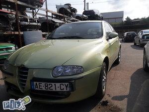 Alfa Romeo 147Dijelovi 1,9 JTD 2001- 061/156487