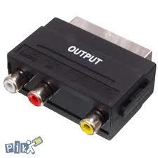 Adapter Scart 51