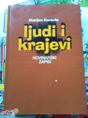 Ljudi i Krajevi (Marijan Karaula)