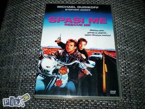 DVD - SPASI ME  original( AKCIJA)