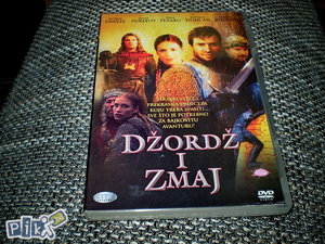 DVD - DŽORDŽ I ZMAJ  original( AVANTURA)