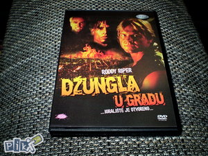 DVD - DŽUNGLA U GRADU  original(AKCIJA)