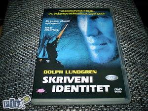 DVD - SKRIVENI IDENTITET original( AKCIJA)