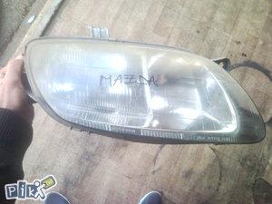 Mazda 323 c Coupe desni far