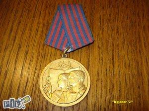 Medalja za hrabrost